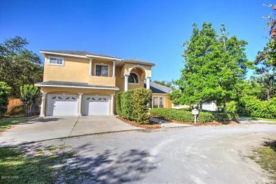 Panama City Beach Single Family Home For Sale: 8127 N Lagoon Drive