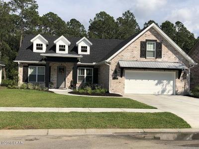 Panama City FL Single Family Home For Sale: $449,000