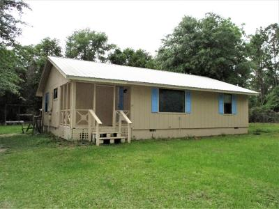 Bay County Single Family Home For Sale: 5837 Tree Farm Road