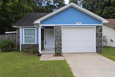 Panama City FL Single Family Home For Sale: $129,900