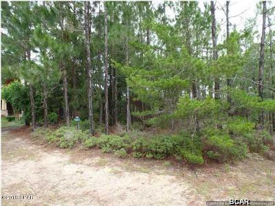 Panama City Beach FL Residential Lots & Land For Sale: $39,900