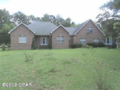 Jackson County Single Family Home For Sale: 3878 Earlston Road