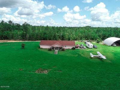 Calhoun County Single Family Home For Sale: 22303 NW Longleaf Road