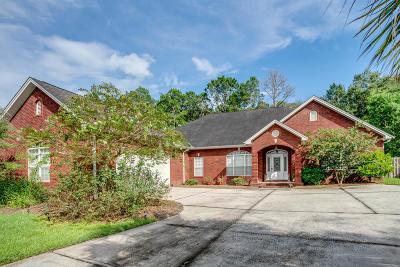 Lynn Haven Single Family Home For Sale: 113 Landings Drive