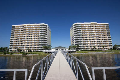 Panama City Beach FL Condo/Townhouse For Sale: $595,000
