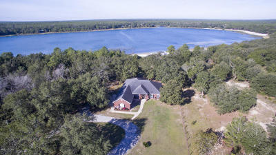 Panama City Single Family Home For Sale: 14607 Jarrett Road
