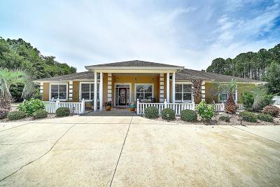 Panama City Single Family Home For Sale: 1701 Wolfrun Lane Lane