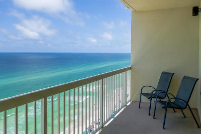 Celadon Beach Condo/Townhouse For Sale: 17757 Front Beach Road #1504D