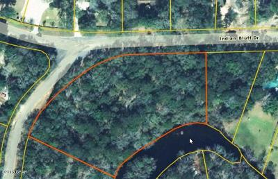 Bay County Residential Lots & Land For Sale: 5322 Indian Bluff Drive