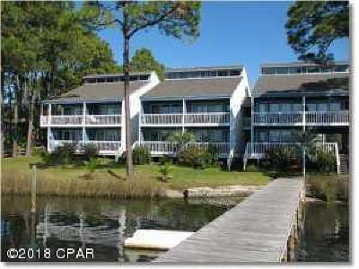 Panama City Beach FL Condo/Townhouse For Sale: $164,900