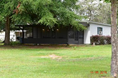 Calhoun County Single Family Home For Sale: 4717 NW Lakeshore Boulevard