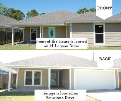 Single Family Home For Sale: 6500 N Lagoon Drive