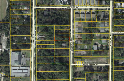 Bay County Residential Lots & Land For Sale: 001 Lagoon Knoll Drive