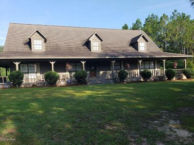 Holmes County Single Family Home For Sale: 1834 N Highway 79