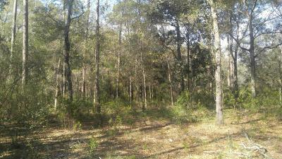 Bay County Residential Lots & Land For Sale: Hogan Road
