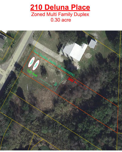 Bay County Residential Lots & Land For Sale: 210 Deluna Place