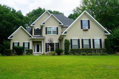 Marianna Single Family Home For Sale: 5287 Oak Drive