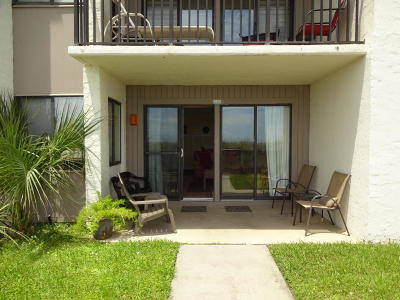 Bay County Condo/Townhouse For Sale: 8727 Thomas Drive #C22
