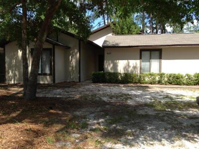 Bay County Single Family Home For Sale: 627 S Berthe