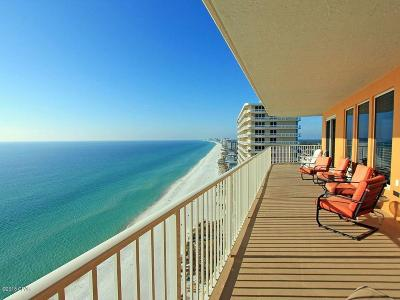 Panama City Beach Condo/Townhouse For Sale: 5004 Thomas Drive Drive #1912