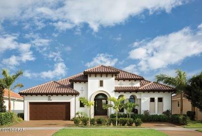 Panama City Beach Single Family Home For Sale: 204 Trieste Boulevard