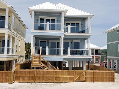 Panama City Beach Single Family Home For Sale: 9716 Beach Boulevard