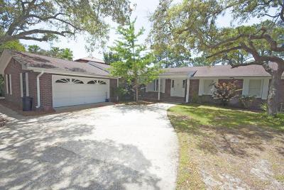 Panama City Beach Single Family Home For Sale: 5015 N Lagoon Drive