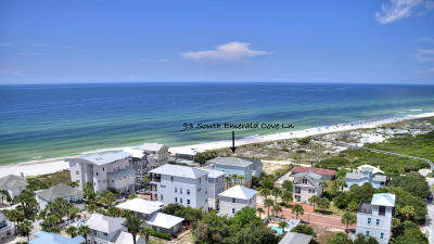 Inlet Beach Single Family Home For Sale: 93 S Emerald Cove Lane