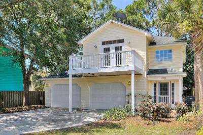 Panama City Beach Single Family Home For Sale: 6725 S Lagoon Drive