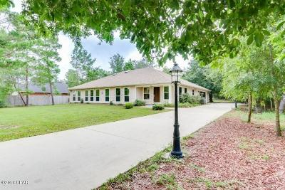 Panama City Single Family Home For Sale: 336 Mill Creek Drive