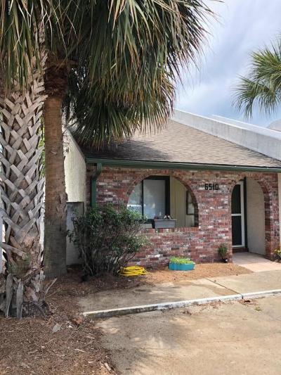 Panama City Beach FL Condo/Townhouse For Sale: $180,000