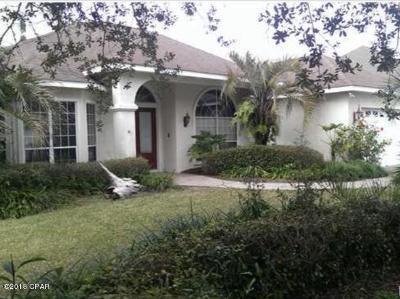 Panama City Beach Single Family Home For Sale: 141 Palm Grove Boulevard