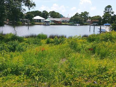 Panama City Beach, Rosemary Beach, Seacrest, Watersound, Miramar Beach, Seagrove Beach Residential Lots & Land For Sale: 8599 N Lagoon Drive