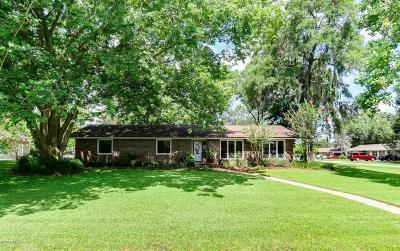 Lynn Haven Single Family Home For Sale: 4409 Vista Lane