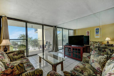 Pelican Walk Condo/Townhouse For Sale: 6905 Thomas Drive #302