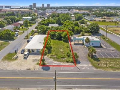 Panama City Beach Commercial Lots & Land For Sale: 204 S Highway 79 Road