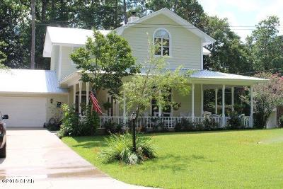 Panama City Single Family Home For Sale: 4426 Brook Forest Drive