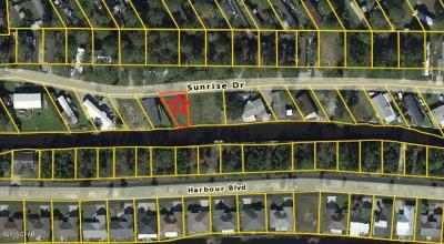 Panama City Beach FL Residential Lots & Land For Sale: $84,900