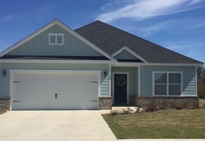 Lynn Haven Single Family Home For Sale: 2146 E 12th Street