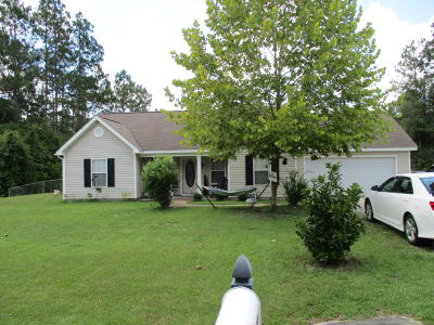 Panama City Single Family Home For Sale: 10902 S Fork Loop