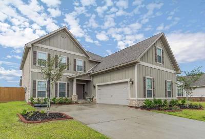 Panama City Single Family Home For Sale: 206 Shoreview Drive