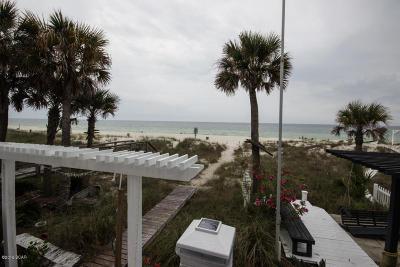 Panama City Beach Single Family Home For Sale: 9818 Beach Boulevard