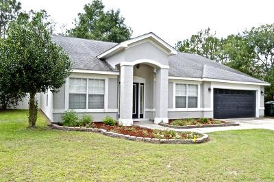 Lynn Haven Single Family Home For Sale: 3229 Azalea Circle