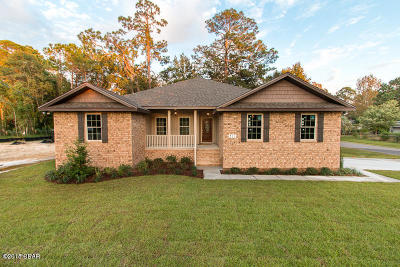 Lynn Haven Single Family Home For Sale: 501 3rd Street
