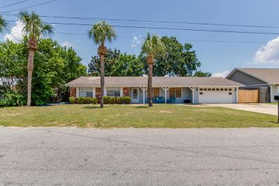 Panama City Beach Single Family Home For Sale: 214 Oleander Court