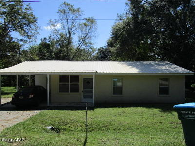 Calhoun County Single Family Home For Sale: 20897 NE Magnolia Street