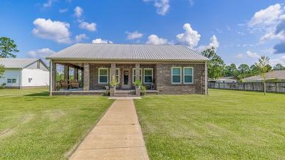 Panama City Single Family Home For Sale: 6605 Lois Street