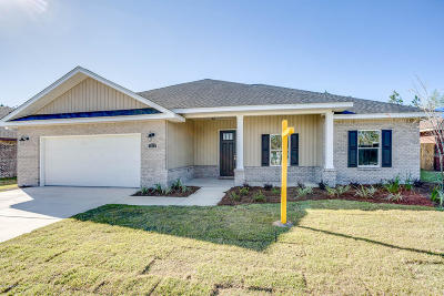 Bay County Single Family Home For Sale: 3635 Cedar Park Drive