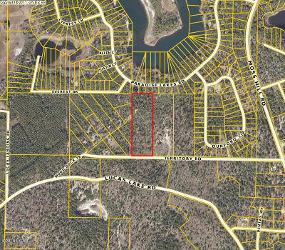 Washington County Residential Lots & Land For Sale: Territory Road