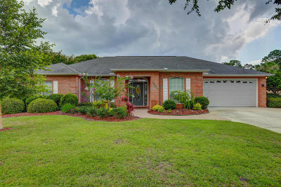 Single Family Home For Sale: 3503 Pleasant Hill Road